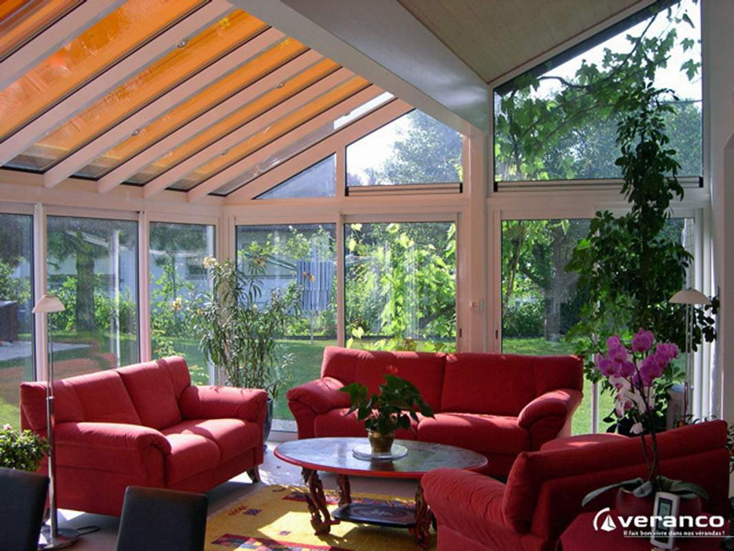 store de toiture de veranda verand 39 innov 33. Black Bedroom Furniture Sets. Home Design Ideas