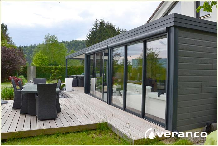 veranda piece a vivre a libourne pose et achat gironde verand 39 innov. Black Bedroom Furniture Sets. Home Design Ideas