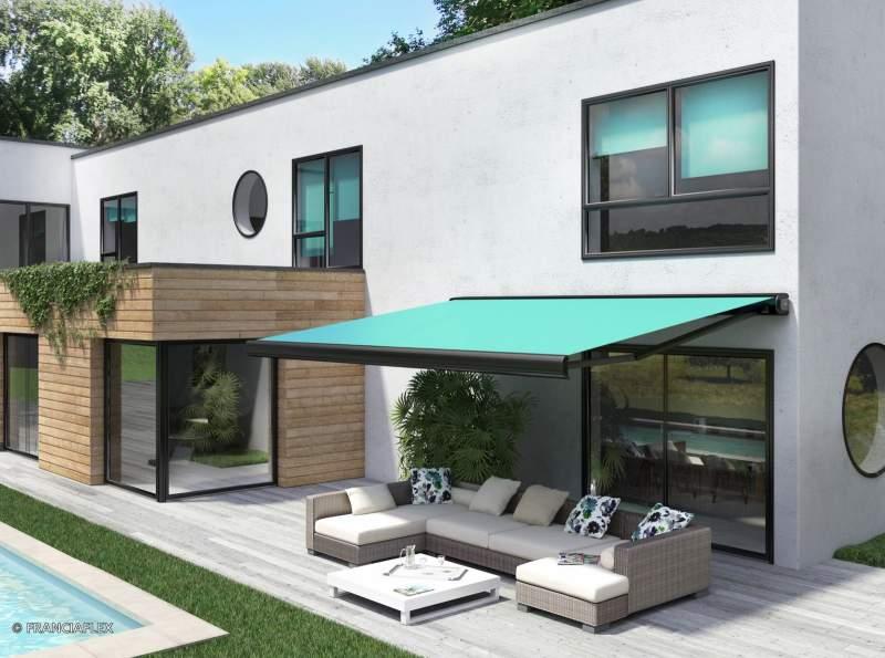 Prix pour achat et pose de store maison et terrasse bordeaux verand 39 innov - Stores pour terrasse ...